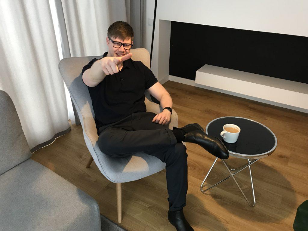 Łukasz Cichocki - MoneyGenius