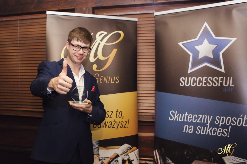 VIP Projektu MoneyGenius - Łukasz Cichocki