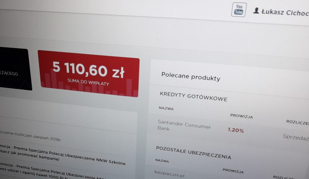 5 tysięcy zł zarobione dzięki MoneyGenius