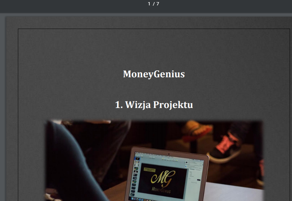 ebook MoneyGenius