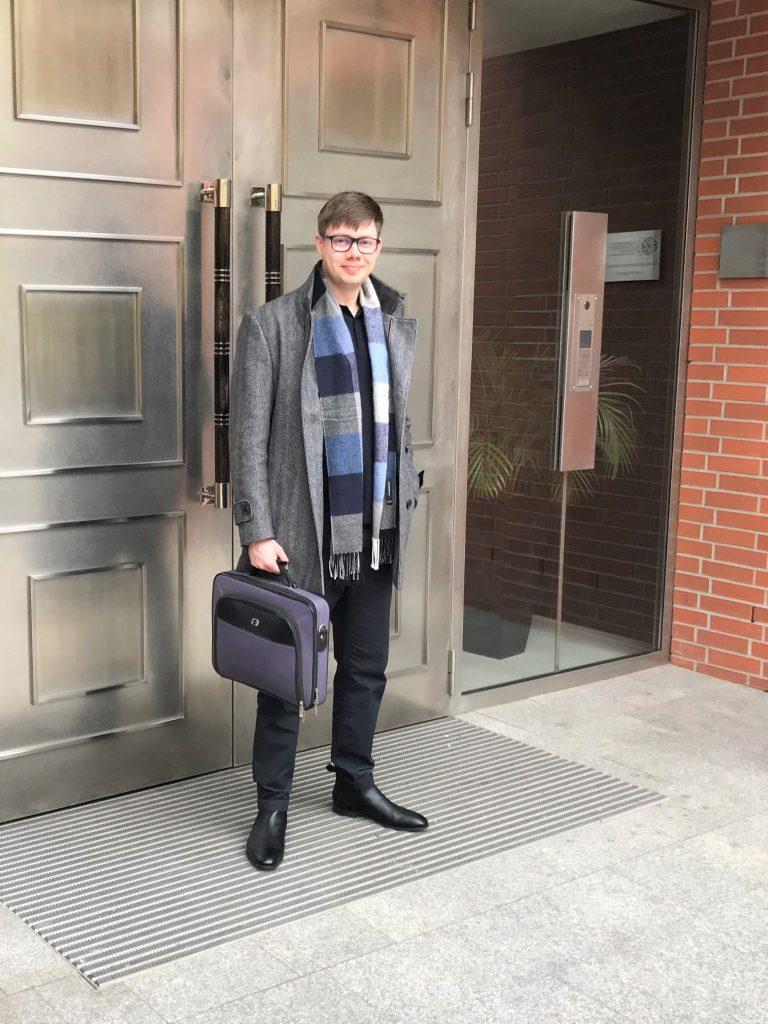 Łukasz Cichocki - dyrektor sprzedaży Diamond Club MoneyGenius (Successful Way)