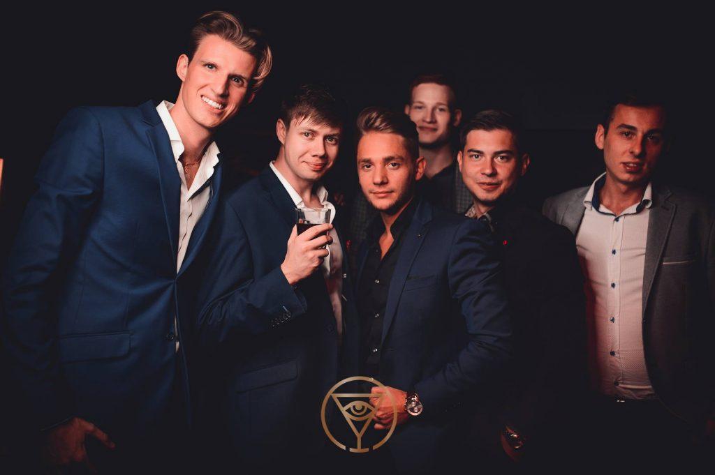 Członkowie ekskluzywnego Klubu MoneyGenius