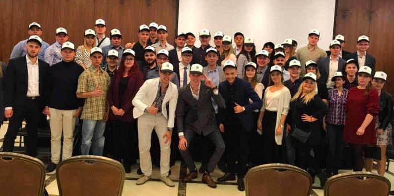 Społeczność SuccessfulWay podczas Diamentowe konferencji - Wrocław 2019