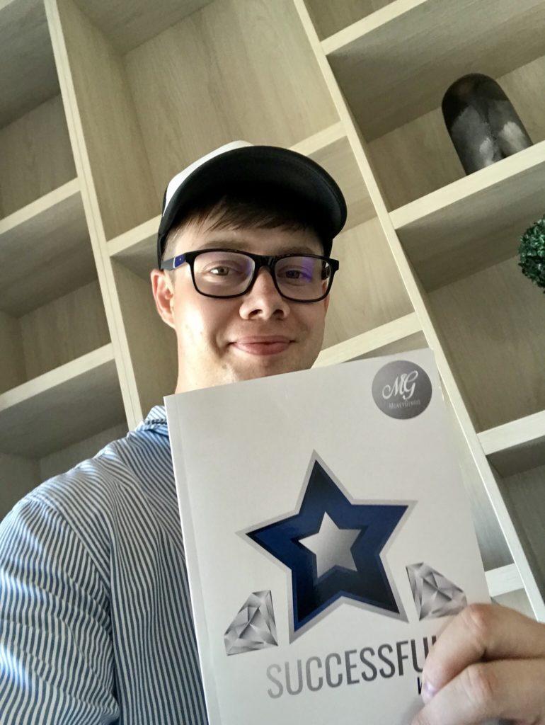 Projekt Successful Way ma nawet swoją książkę!