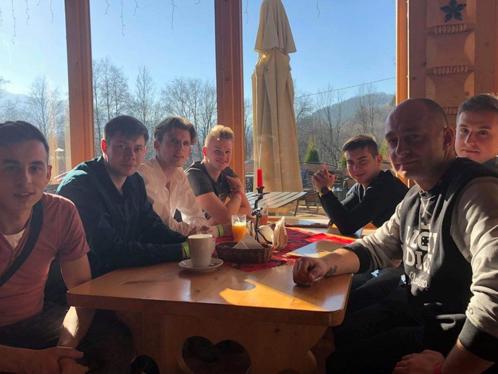 MoneyGenius Business&Pleasure Camp Zakopane 2018