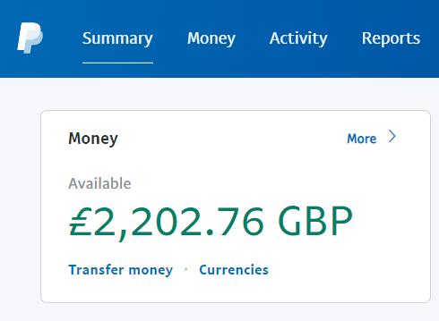 Jeśli opanujesz schemat bogacenia się, będziesz mógł go powtarzać w nieskończoność na kolejnych kontach, np. na PayPal
