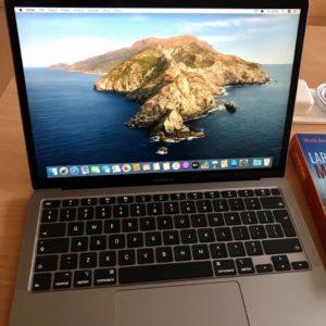 Nowy MacBook od Apple - upominek od firmy NOW lifestyle za wyniki